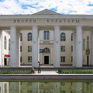 Дворцы и дома культуры Родионово-Несветайской