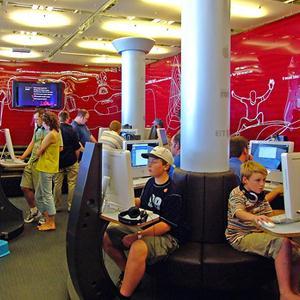 Интернет-кафе Родионово-Несветайской