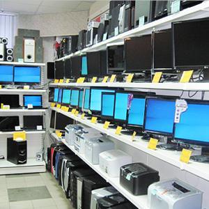 Компьютерные магазины Родионово-Несветайской