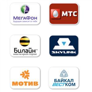 Операторы сотовой связи Родионово-Несветайской