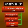 Органы власти в Родионово-Несветайской