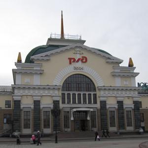 Железнодорожные вокзалы Родионово-Несветайской